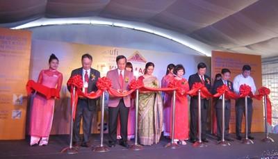 Saigon Tex Expo 2015- Springboard for TPP