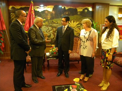 Promoting Cooperation between Vietnam-Cuba Chambers