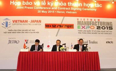Collaboration to Strengthen Vietnam's Supporting Industries to ASEAN