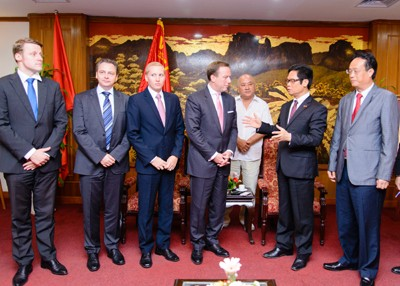 Vietnam – Germany Joint Chamber of Commerce to Be Set up Soon