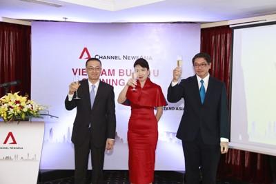 Channel NewsAsia Launches Vietnam News Bureau