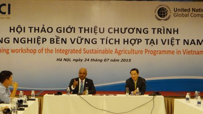 VCCI Launches Sustainable Agriculture Programme in Vietnam