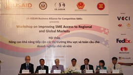 Better Market Access for SMEs