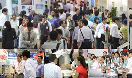4 Mega Exhibitions Kick-off to Open New Opportunities for Manufacturing Industry