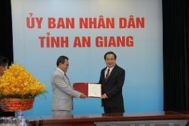 An Giang Resorts to Internal Resources for Socioeconomic Development