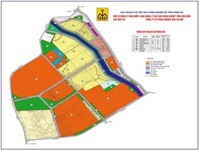 Hoa Binh Industrial Parks- Engine of Socioeconomic Development