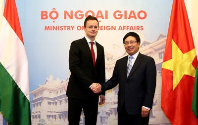 Hungary Regards VN as Important Partner in Foreign Policy