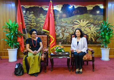 More Cooperation Opportunities for Vietnam – Sri Lanka Businesses