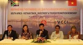 Vietnam, South Africa Boost Trade, Investment and Tourism Promotion