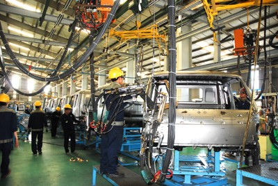 Vietnam Automobile Industry Development Policy Adopted