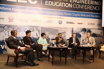 Engineering Education Accreditation, Strategic Partnerships – Focus of 2016 VEEC Conference