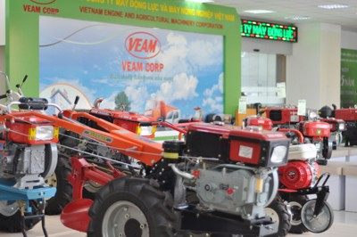 Vietnam Agricultural Machinery and Engine Development Strategy and Solutions in 2016 -2020