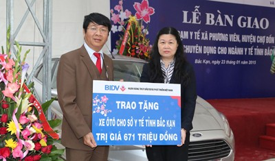 Bac Kan Banking Sector: Sustaining Growth and Accompanying Businesses