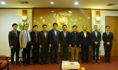 Strengthening Cooperation with Korean SMEs