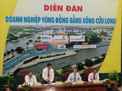 Mekong Delta Businesses Require Stronger Linkage and Cooperation in Int'l Integration