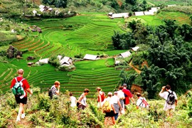 "National Tourism Year 2017: ""Visit Vietnam Year 2017 - Lao Cai -Northwest"""