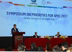 Vietnam Preparing to Host APEC 2017