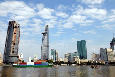 Ho Chi Minh City: Splendid Progress