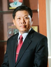 Mr Ho Duc Thanh, President of D2D