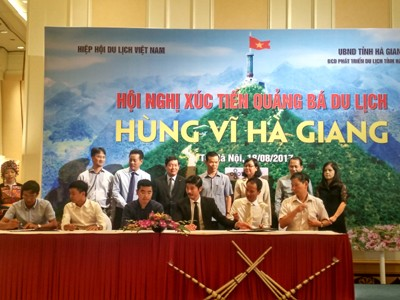Promoting Magnificent Ha Giang Tourism
