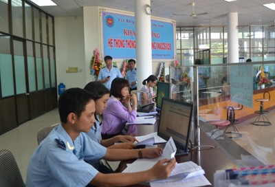 Quang Nam Customs: Continued Reform to Facilitate Import and Export