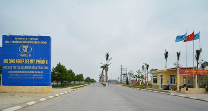Hung Yen Industrial Parks Further Perfecting Infrastructure to Woo Investors
