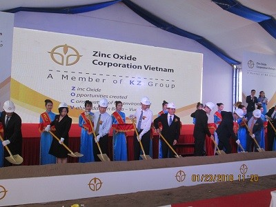 Phu My 3 SIP, ZOCV Joins Hands to Prevent Pollution in Ba Ria Vung Tau