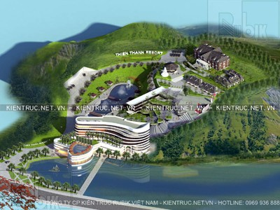 Thien Thanh Convalescence Centre - Gigantic and Significant Project in Yen Bai