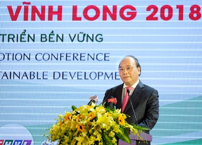 Vinh Long: Initiative in Cooperation for Sustainable Development