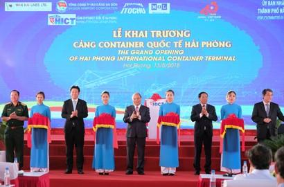 Work Starts on DEEP C II Industrial Zone in Hai Phong