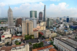 Ho Chi Minh City Constantly Improving Growth Quality and Economic Competitiveness
