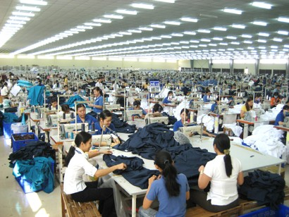 Vietnam Is World's Fifth Largest Garment Exporter