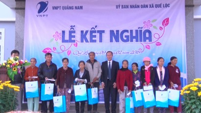 VNPT Quang Nam: By the Side of Local Development