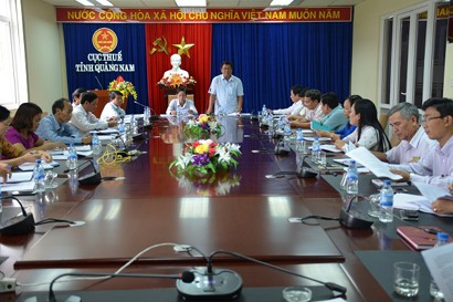 Quang Nam Tax Sector: Impressive Outcomes
