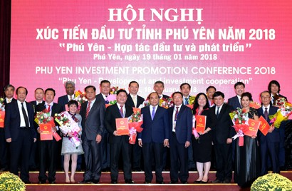 Phu Yen Boosting Closer Partnership with Businesses