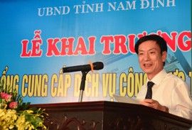 Nam Dinh: Solutions for Stronger Competitiveness