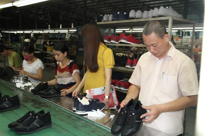 Hai Duong Shoes JSC: Constant Growth