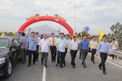 Nghe An Transport Infrastructure: Focused and Effective Investment