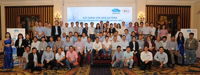 NS BlueScope Vietnam Inspires Ba Ria - Vung Tau Enterprises to Develop Safety Culture