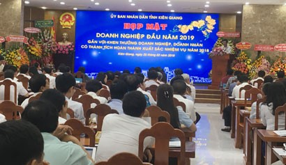 Motivating Kien Giang Economy to New Highs