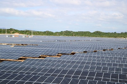Ninh Thuan Developing into Renewable Energy Center