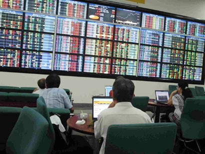 Stock Market Strongly Absorbs Foreign Capital Flows