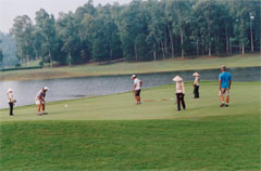 Golf Tournament Opens to Welcome ABAC Members
