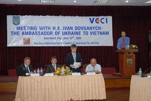 Vietnam – Ukraine: Bringing Trade, Investment to a New High