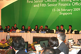 Benefits from APEC Membership