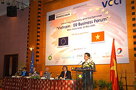 Vietnam to Hold 4th Business Forum in Europe Next Month