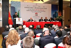 Vietnam-Italy Business Forum: Vietnam – Land to Develop Asian Market