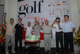 Golf Today Tournament 2009 Sees Great Success