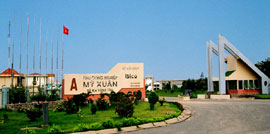 Ba Ria – Vung Tau Province Perfecting Infrastructure in Industrial Parks