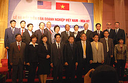 Vietnam-US Business Forum: Increased Cooperation in Trade and Investment